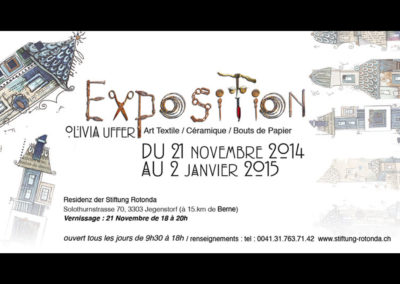 flyer/carton d'invitation